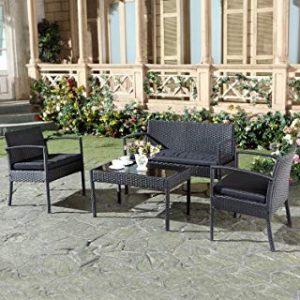 Salon de jardin en résine Graciosa