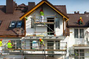 Renouveler la peinture extérieure